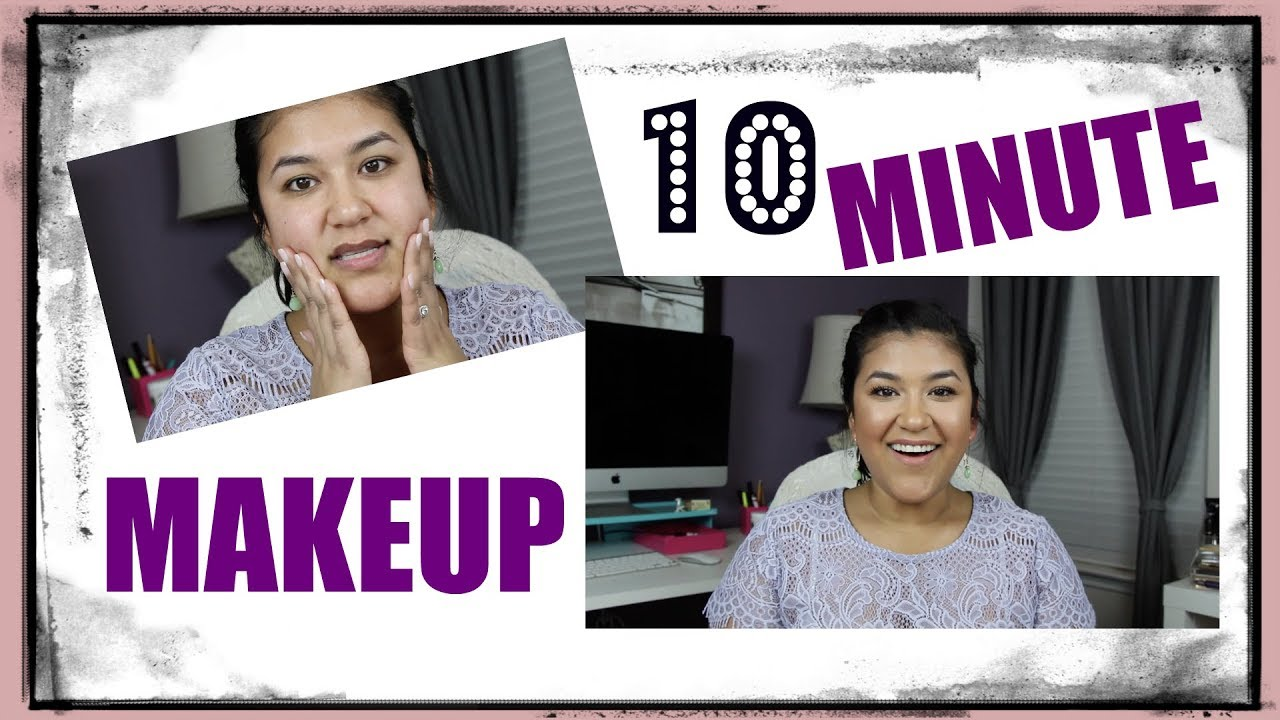 Easy, Every Day Makeup in 10 Minutes