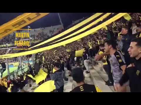 """""""""""Señores dejó todo me voy a ver al Manya"""" - Hinchada de Peñarol (vs C. Largo)"""" Barra: Barra Amsterdam • Club: Peñarol"""