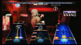 Rock Band 3 - Don't Feel Like That Anymore - Full Band