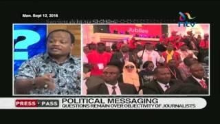 #PressPass:  Political messaging