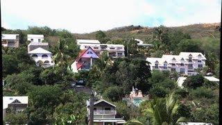 preview picture of video 'Photos de Saint-Gilles les Bains (La Réunion) en panoramique'