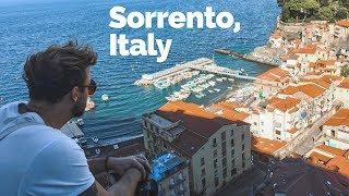 Sorrento, Italy | Tour of The Amalfi Coast