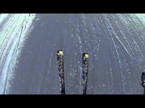 Видео: Видео горнолыжного курорта Танай в Кемеровская область