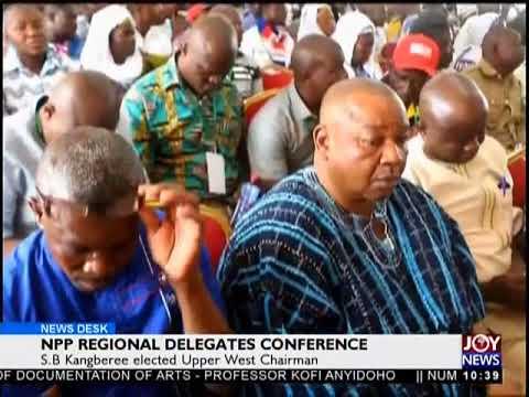 NPP Regional Delegates Conference - News Desk on JoyNews (24-4-18)
