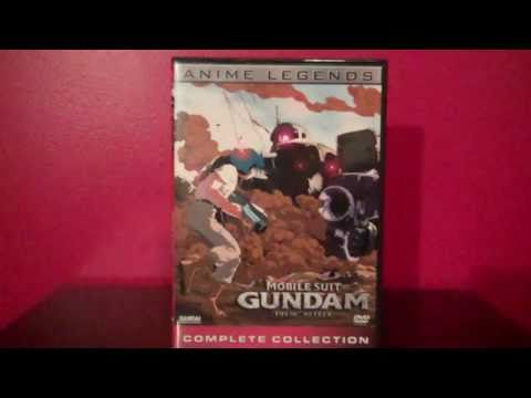 ^® Free Watch Mobile Suit Gundam: The 08th MS Team - Anime Legends Complete Set
