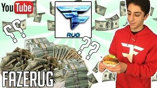 HOW MUCH MONEY DOES FAZE RUG MAKE ON YOUTUBE 2016 YouTube Earnings