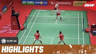 DAIHATSU Indonesia Masters 2020 | Finals WD Highlights | BWF 2020
