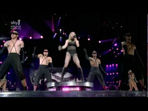 Madonna -  Vogue (4 minutes mix) Sticky & Sweet Tour