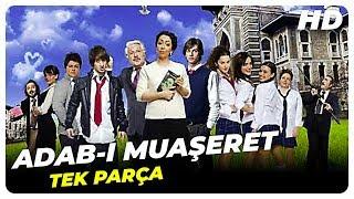 Adab-ı Muaşeret | Türk Komedi Filmi Tek Parça (HD) | FunColic