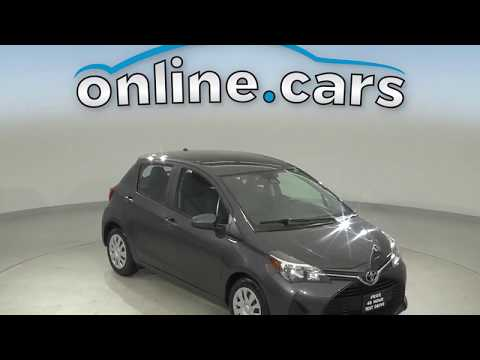 Pre-Owned 2017 Toyota Yaris SE