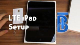 Apple iPad mini mit LTE (Cellular) Einrichten