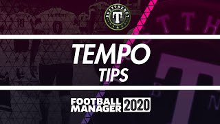 How to use Tempo to your advantage on Football Manager 2020