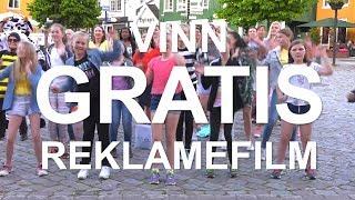 SOMMERKONKURRANSE:                                                              Vinn GRATIS reklamef