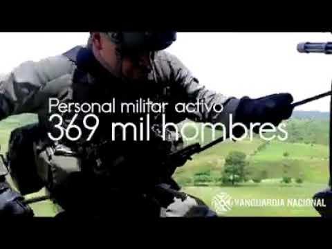 Fuerzas Militares: La victoria militar.