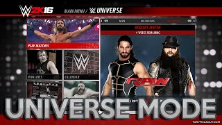wwe-2k16-universe-mode-details-video