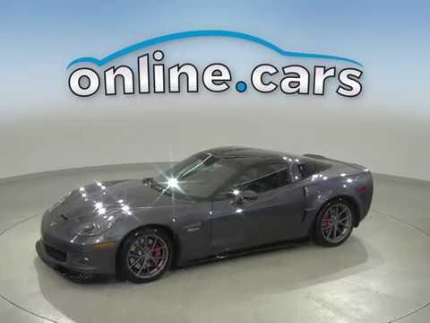 Pre-Owned 2011 Chevrolet Corvette Z06