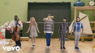 [Official Video] Papaoutai– Pentatonix ft. Lindsey Stirling (Stromae Cover)