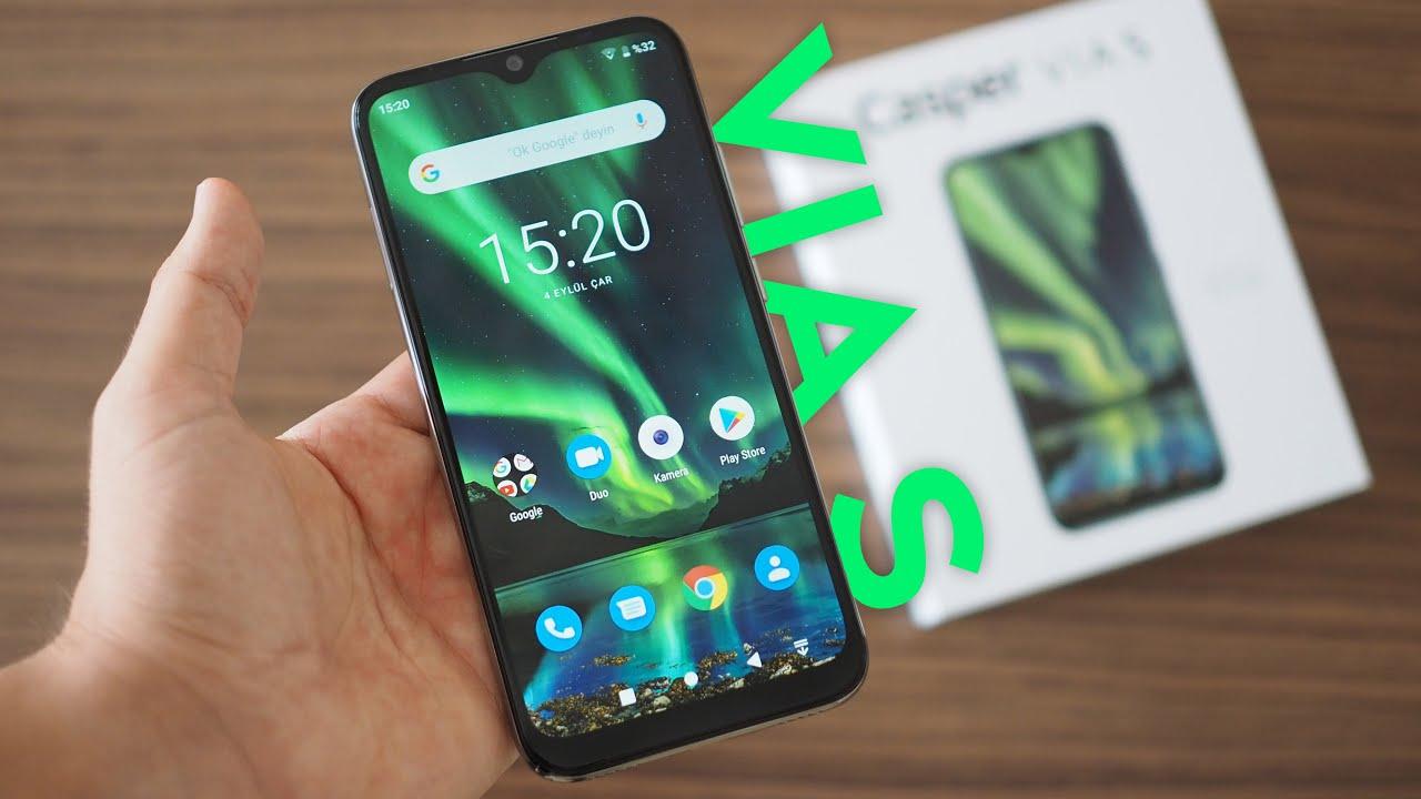 Cepkolik youtube kanalı, Casper'ın VIA S modelini detaylarıyla deneyimledi. VIA S'in cam tasarımı nasıl görünüyor? Kullanım rahat mı? Casper VIA S Oyun performansı nasıl? Casper VIA S Kamerasının çekim kalitesi iyi mi? gibi soruların cevabını bu videoda bulabilirsiniz.