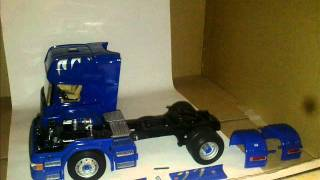Scania R620 Atelier Italeri Plastic Model 1:24