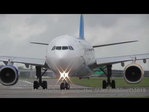 (HD) RIP Thomas Cook Airlines 1841-2019 A Very Sad Day On The 23/09/2019