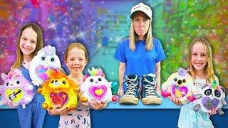 Pretend Toy Store Sells NEW Rainbocorns Series 2 Toys !!!