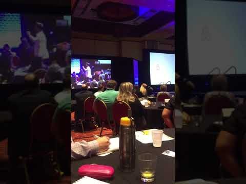 In the Hearing Loop IHS2018 Keynote Speaker