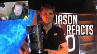 JASONR REACTS TO HOW S1MPLE REALLY PLAYS CSGO