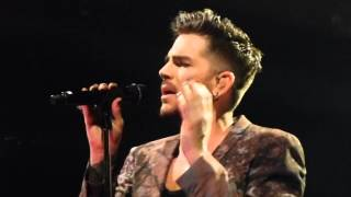 Adam Lambert - There I Said It - Sydney 1, 30 Jan 2016
