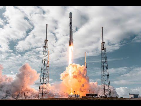 SpaceX bate el récord de satélites puestos en órbita con un solo lanzamiento