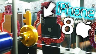 WON AN iPHONE 8 FROM KEYMASTER!!!    Arcade Games