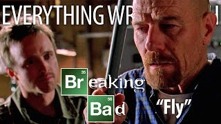 """Everything Wrong With Breaking Bad """"Fly"""""""