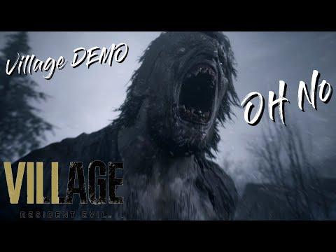 Resident Evil Village Gameplay Demo Hindi