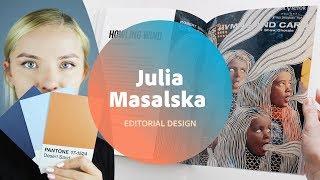 Editorial Design with Julia Masalska - 1 of 3