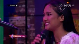 Tak Ingin Pisah Lagi   Marion Jola Ft. Rizky Febian [LIVE PERFORMANCE] On #BUKAae NET.