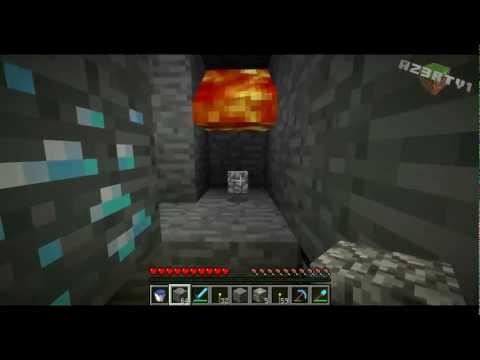 comment trouver du fer dans minecraft
