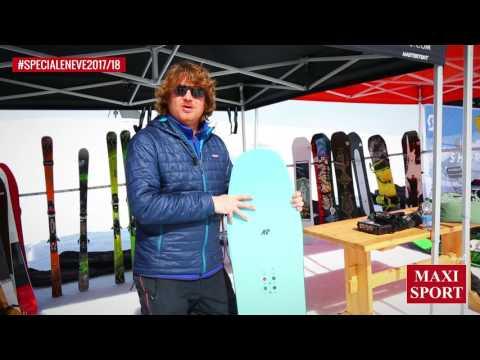 Tavola Snowboard K2 Coolbean @ Maxi Snow Day