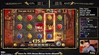 CATS ARE SIMPLY THE BEST!!! Feline Fury - BIG WIN 364x / Euky - Slots, Casino, Gambling
