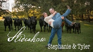 Wisconsin Farm Engagement | Stephanie + Tyler By Peer Canvas Photography And Films