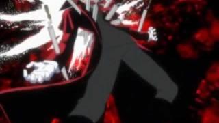 Alucard/Hellsing Tribute - Bulletproof by 12 Stones