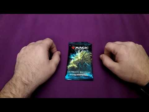 MTG - Booster Opening + Review 132 - Ultimate Masters