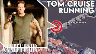 Every Tom Cruise Running Scene, Mapped | Vanity Fair