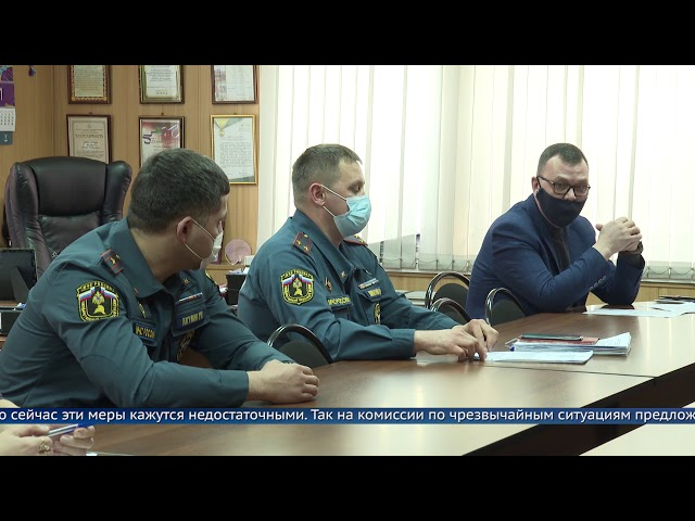 В Ангарске не будут вводить особый противопожарный режим