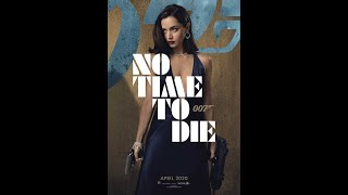 No Time To Die Character Posters Discussion