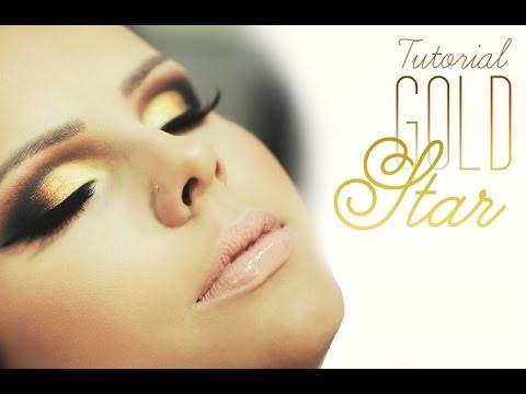 Maquiagem Make Gold Star