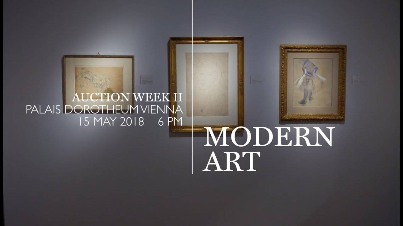 Klassische Moderne | Preview | Auktionswoche Mai 2018