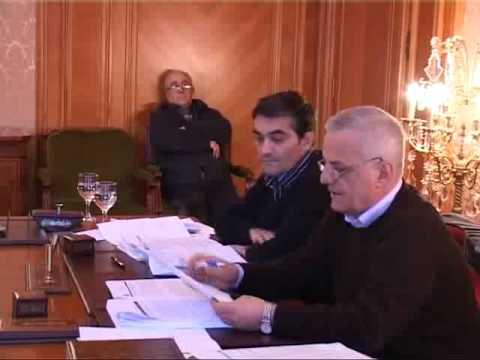 Sedinta de consiliu in Sinaia