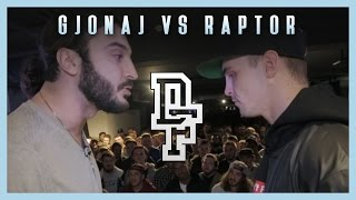 GJONAJ VS RAPTOR WARHURST | Don