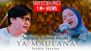 Gambar cover SABYAN X ARMAND - YA MAULANA