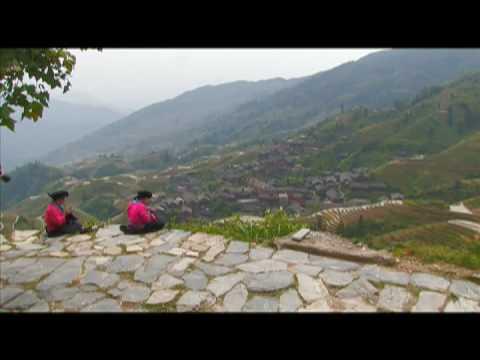 Dragon's Backbone, Guangxi China