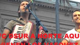 MIX DE LOS VASQUEZ ALBUM CONTIGO POP Y CEBOLLA